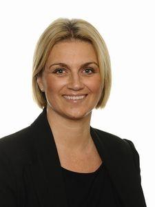 Charlotte Gradman, næstformand