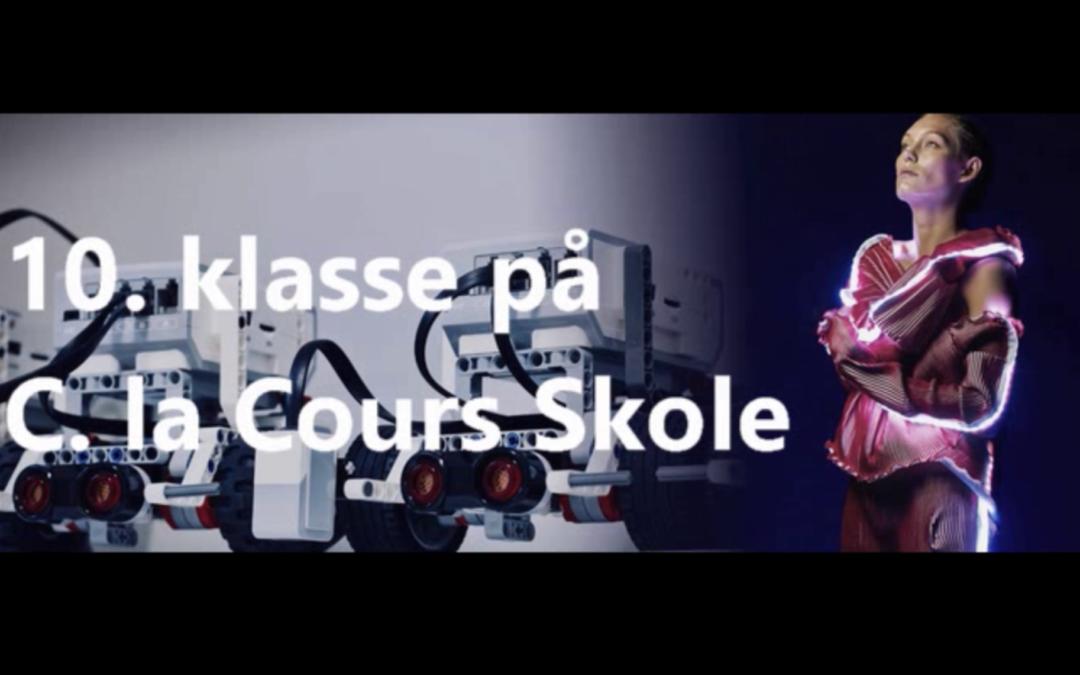 10. klasse på C. la Cours Skole – et valg for livet